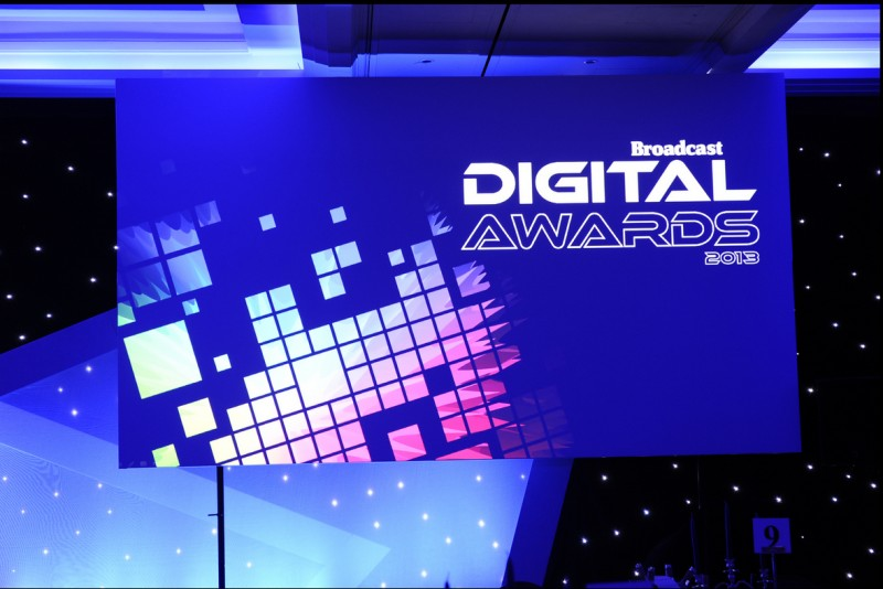 Broadcast Digital Awards 2013