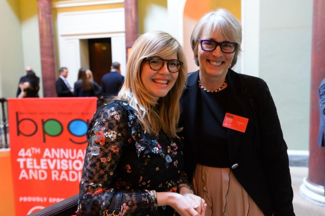 Emma Barnett, BBC Radio 5 Live, Radio Broadcaster of the Year and Kate