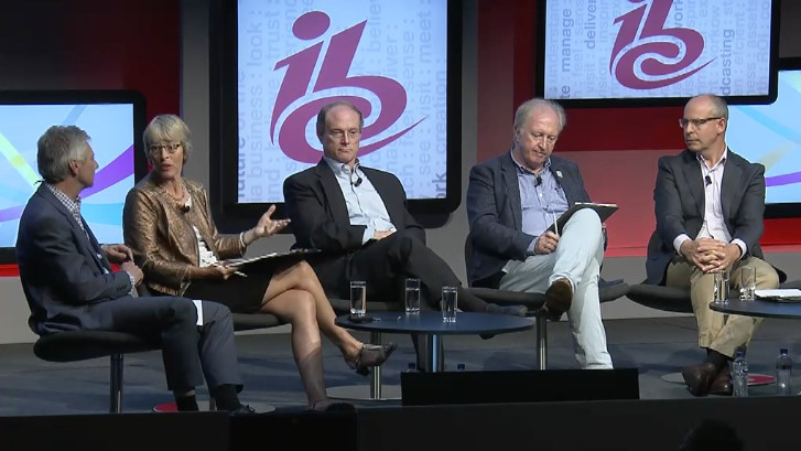 final Round-Up session at IBC 2016